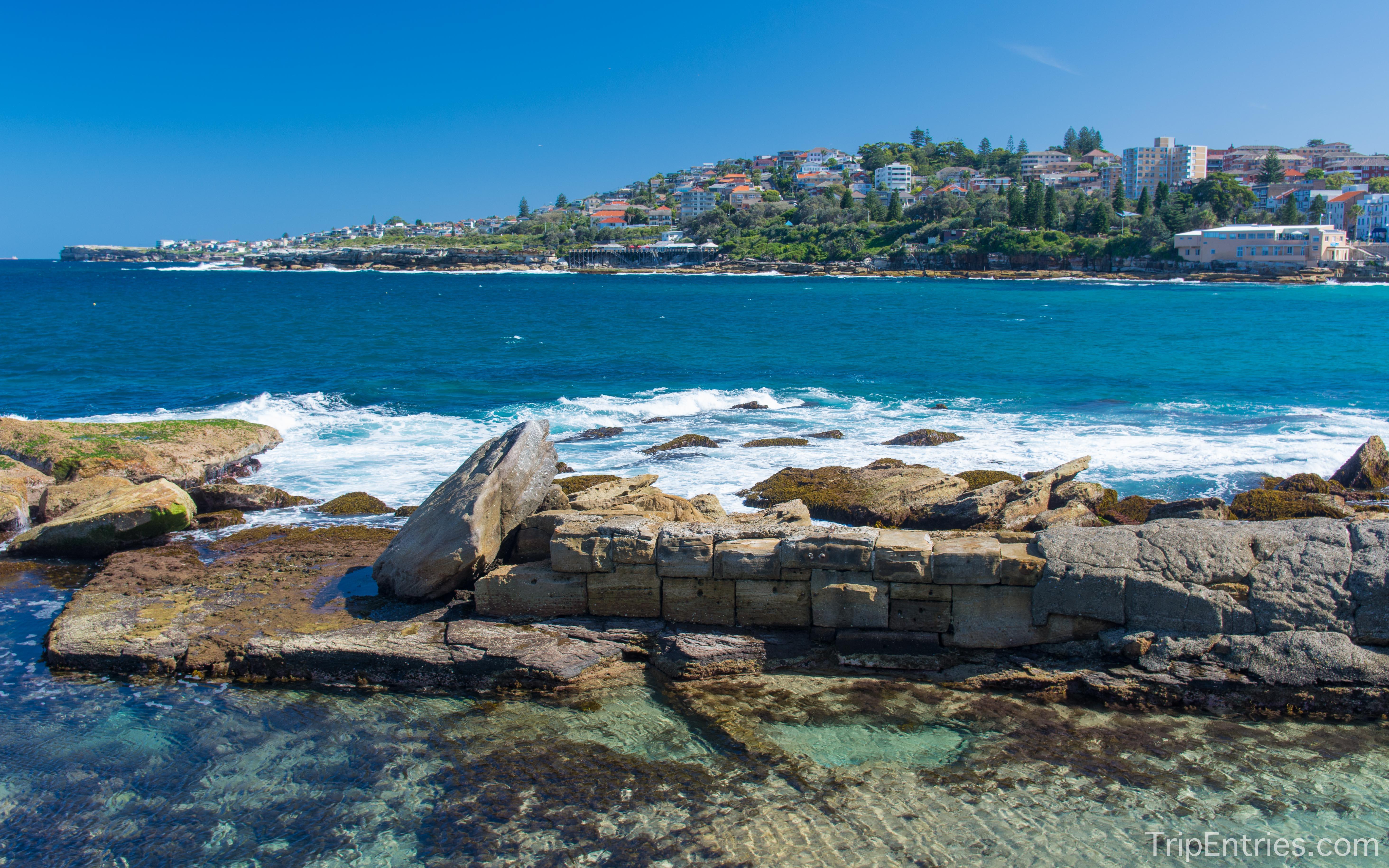 Прогулки по Сиднею: Bondi to Coogee