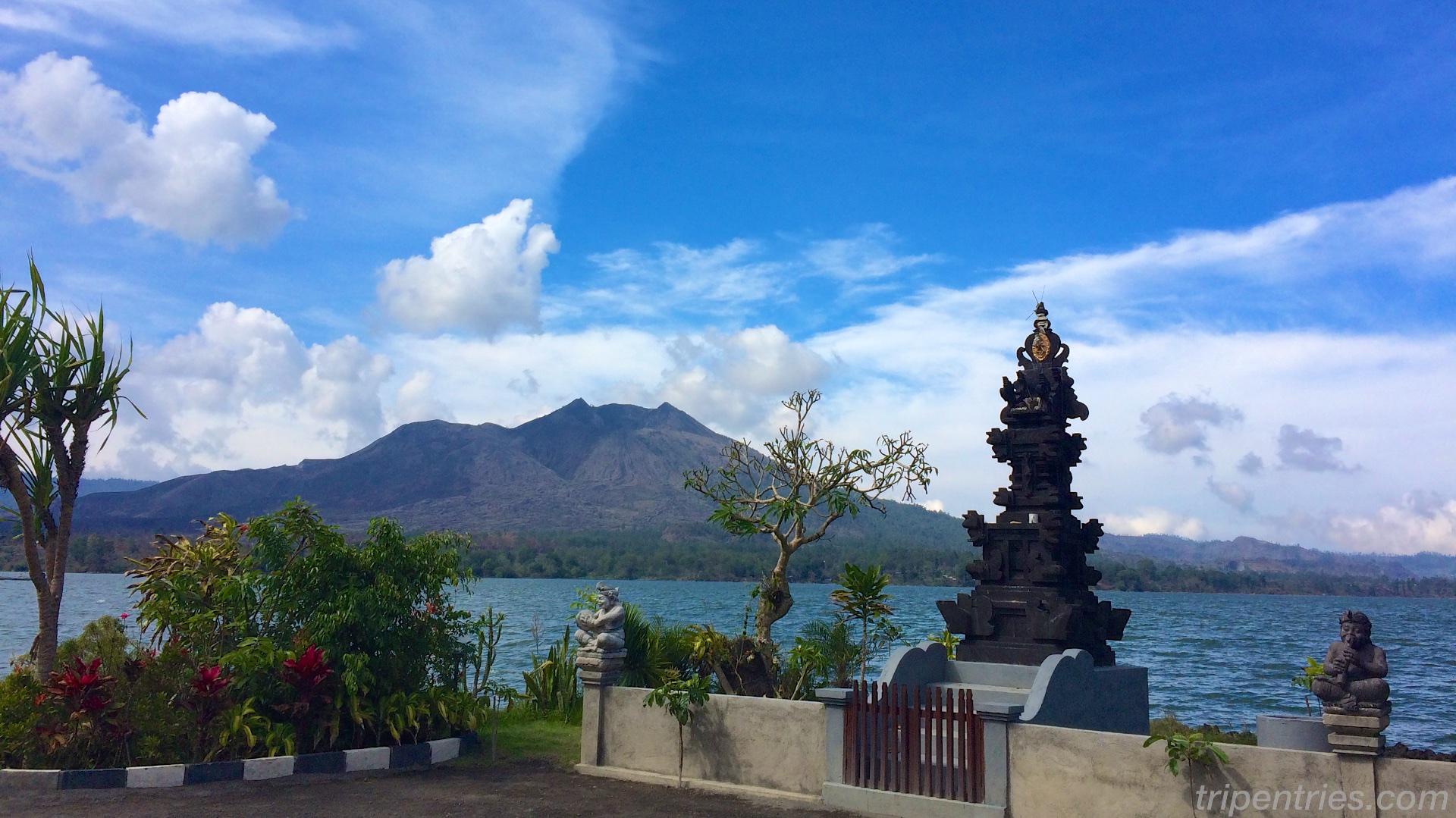 Поездка к вулканам