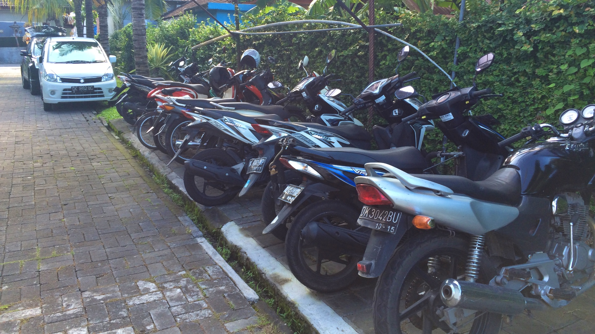 Наши домашние выходные на Бали