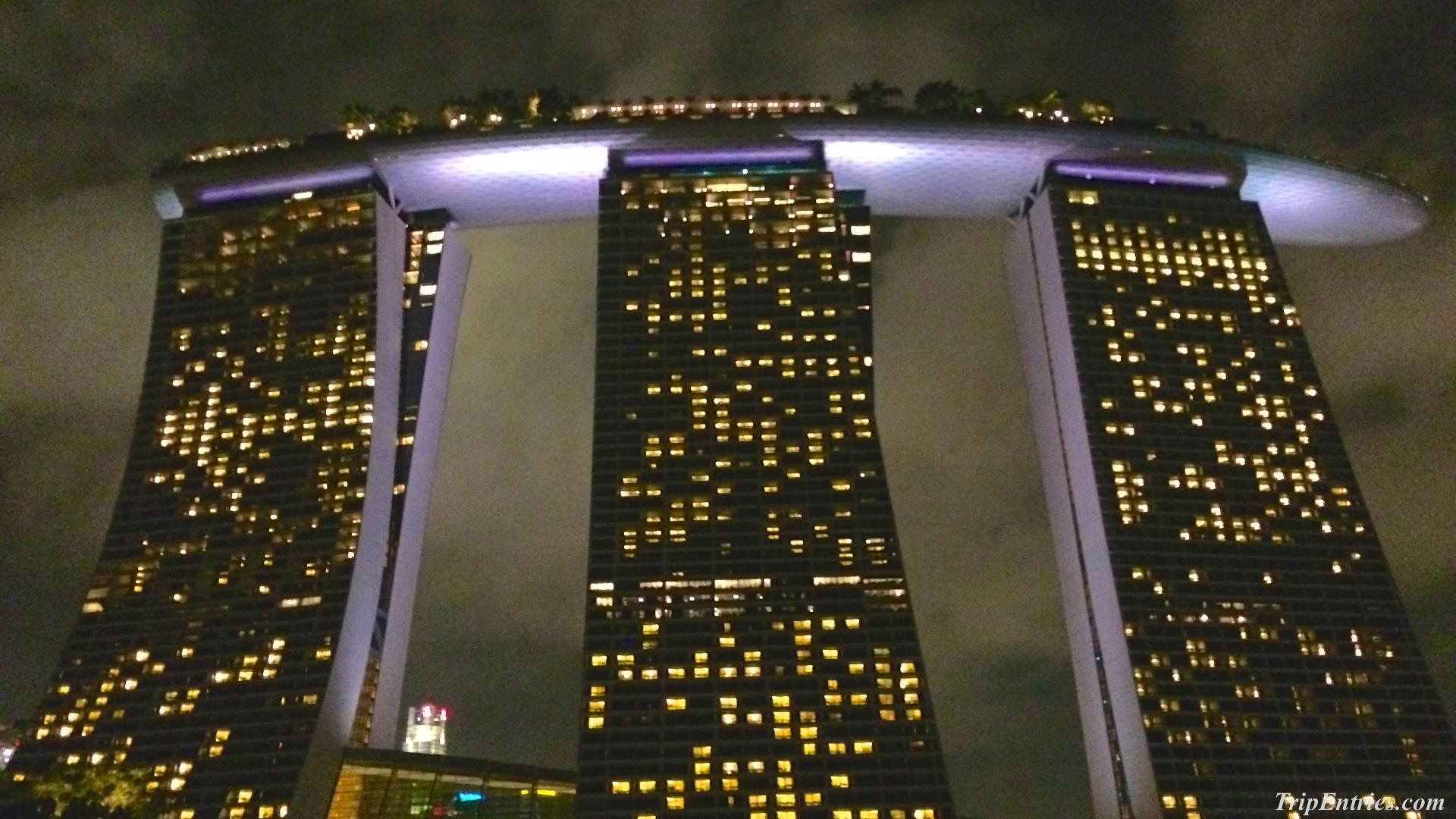 Первая поездка в Сингапур: день первый