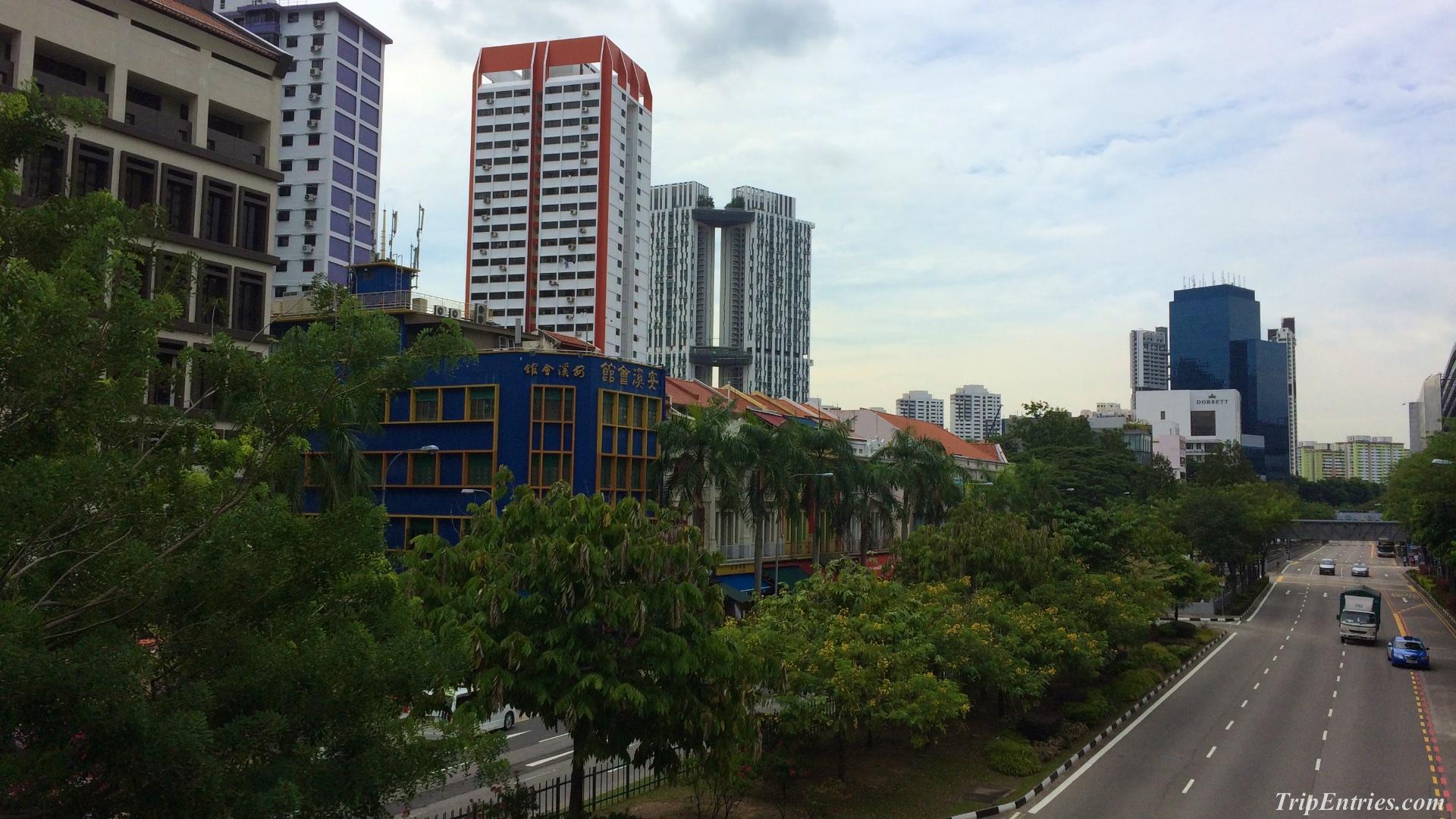 Первая поездка в Сингапур: день второй