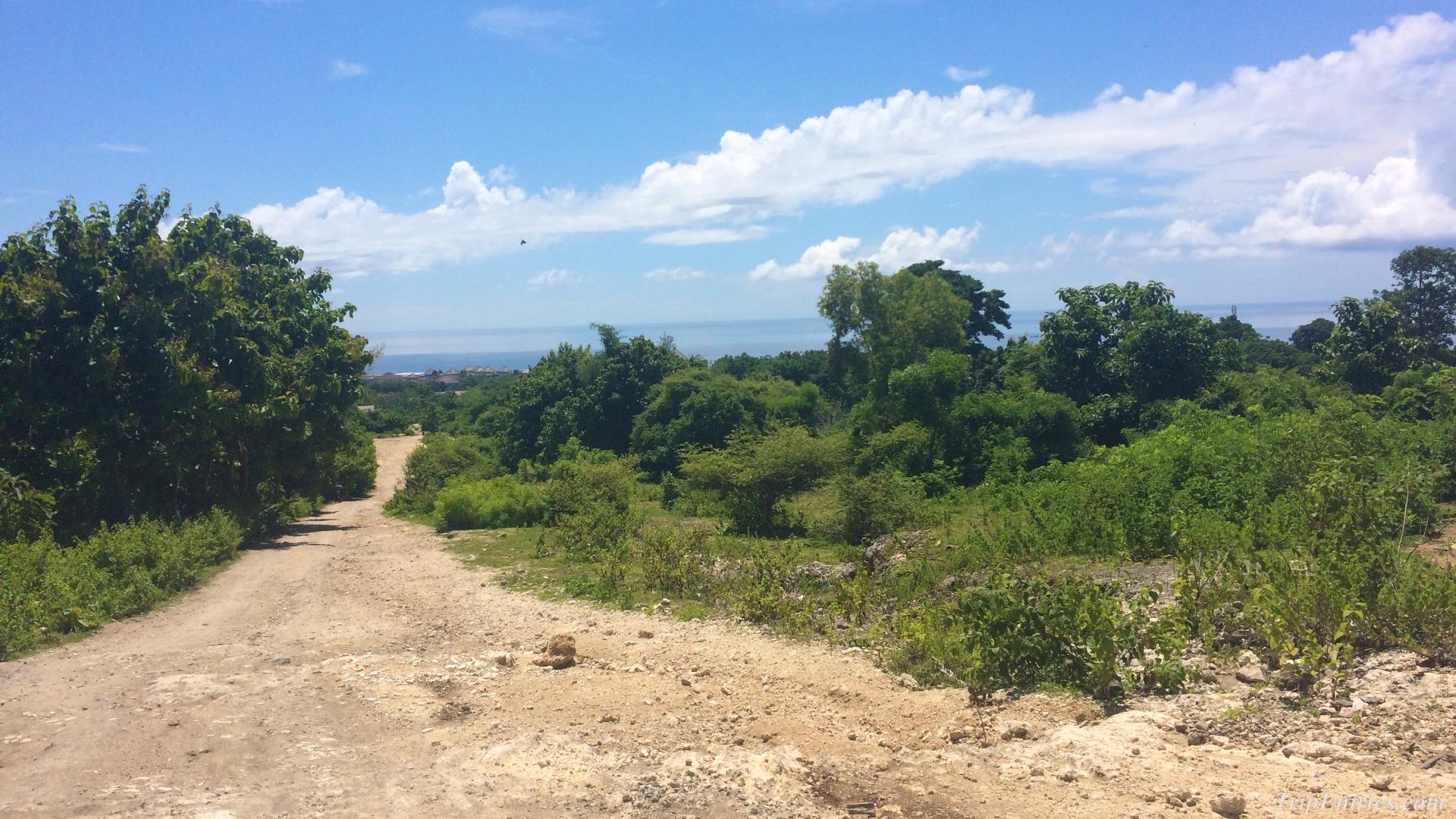 Поездка на Букит: Geger Beach, Pantai Pandawa beach