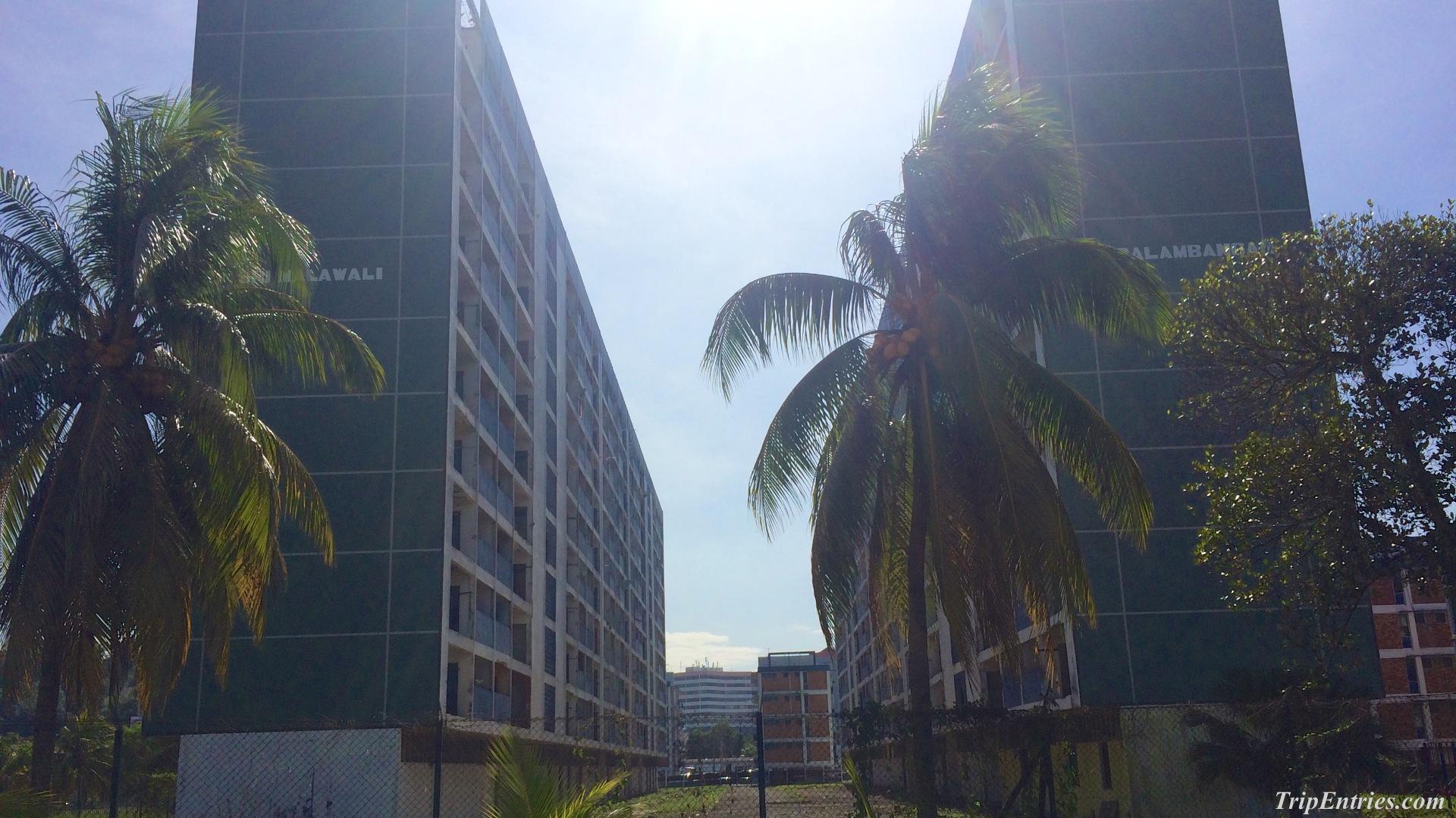 Кота Кинабалу и получение социальной визы