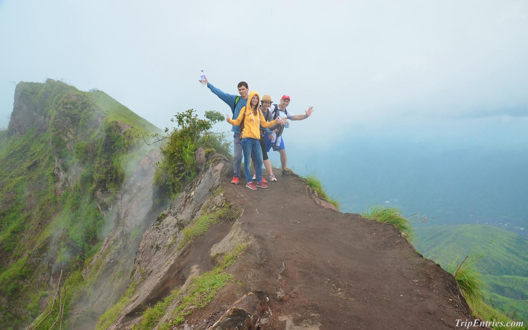 Дневное восхождение на вулкан Батур