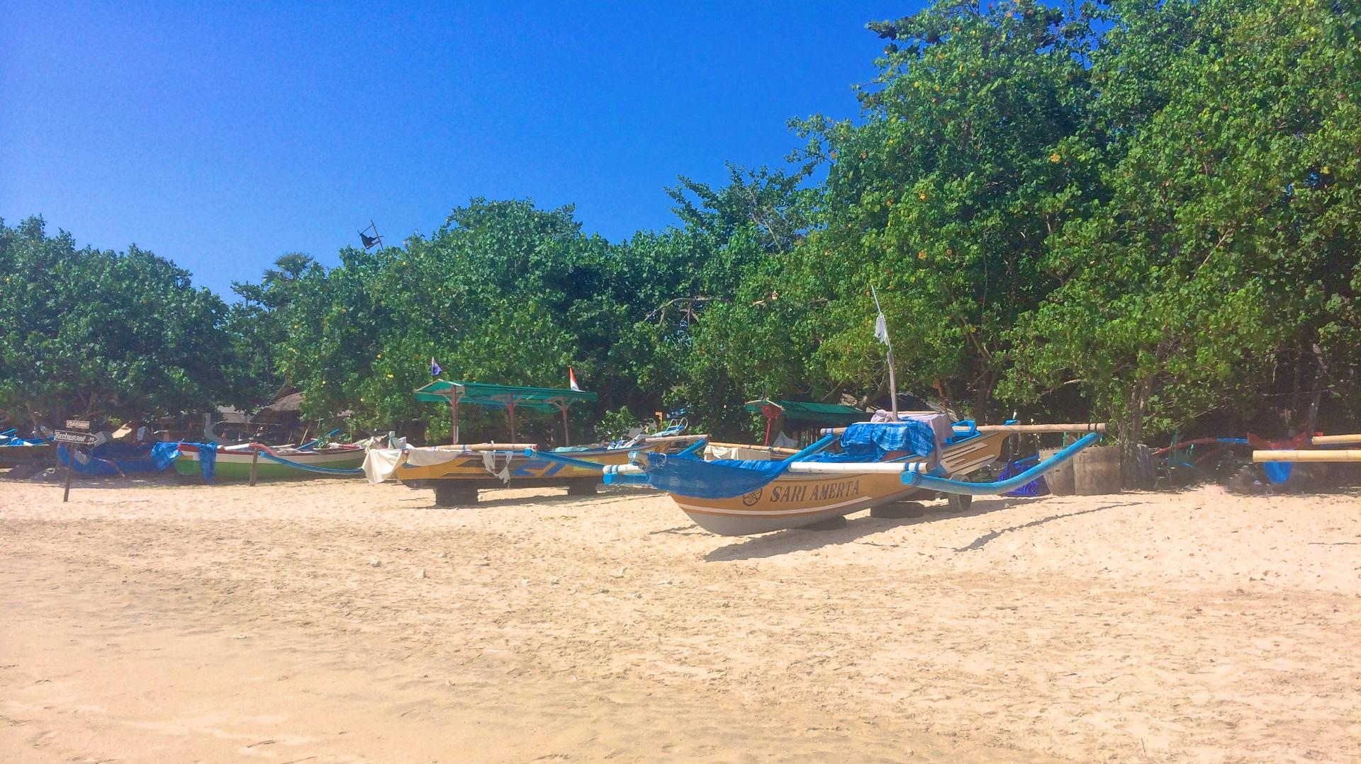 Пляжи Бали - Jimbaran beach