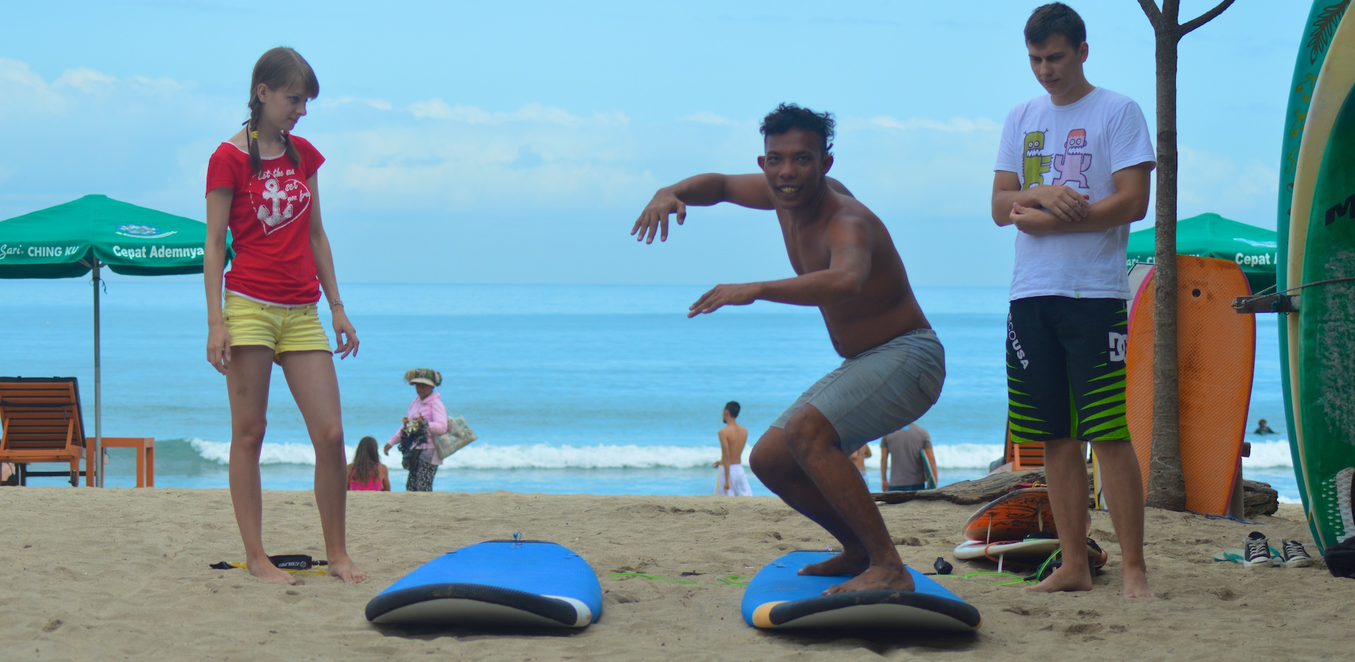 Полгода жизни на Бали