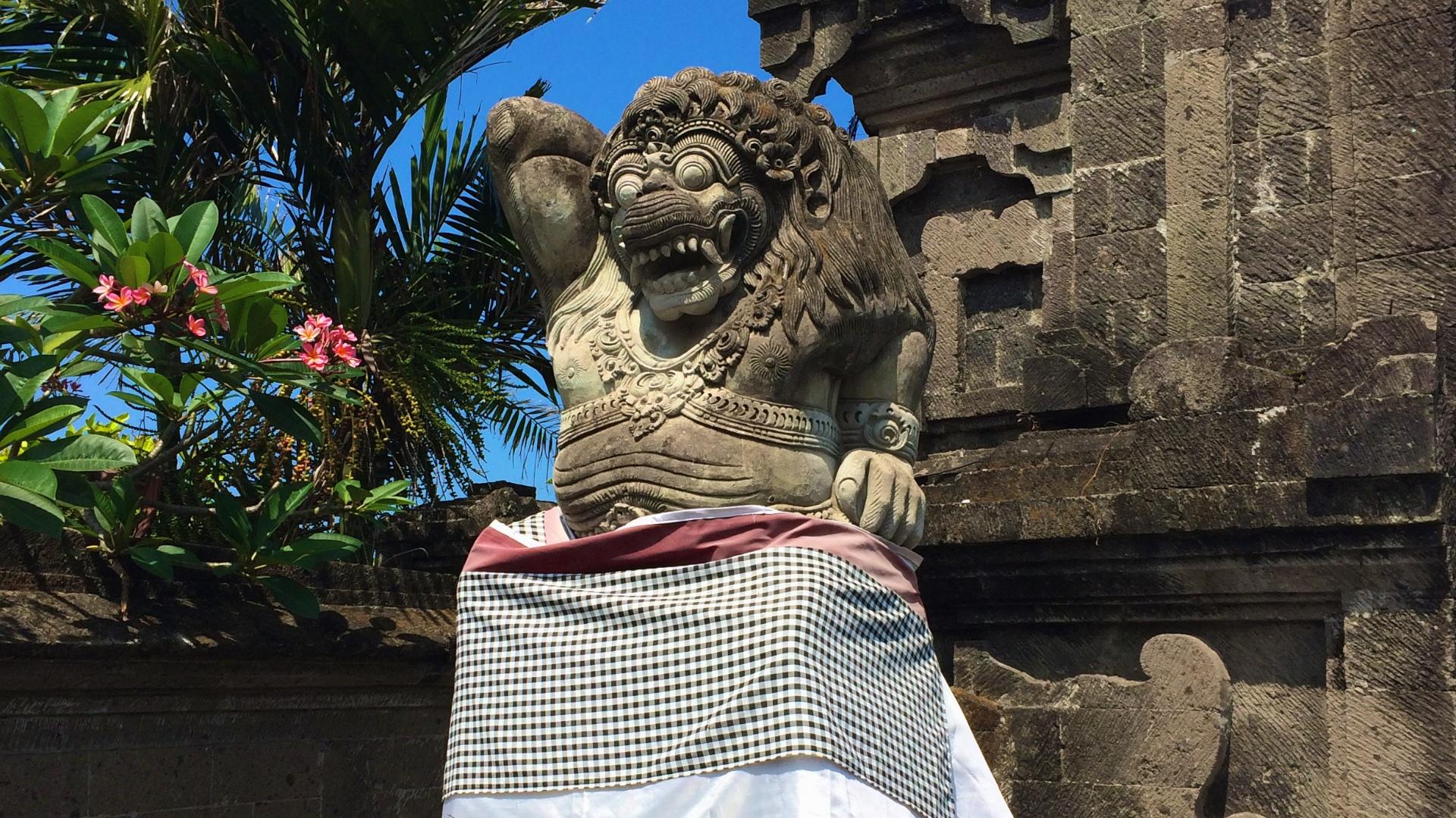 Храм Танах Лот - Pura Tanah Lot