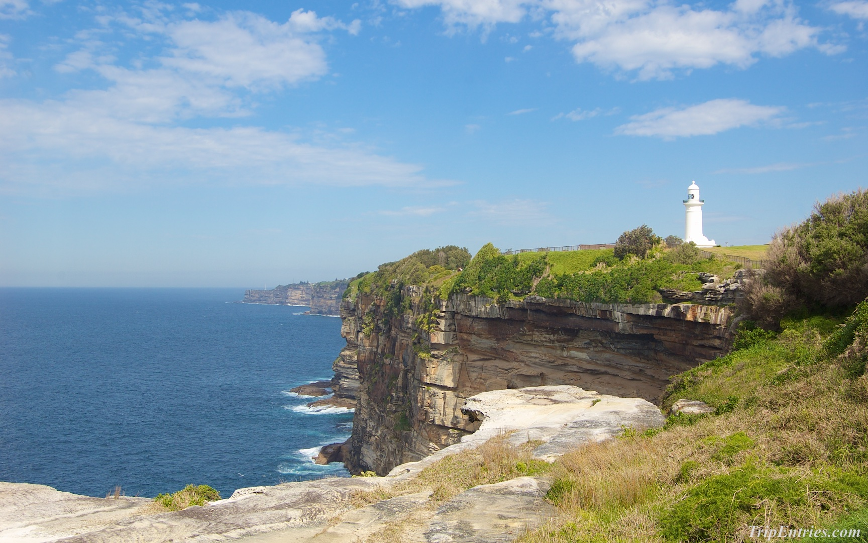 Watsons Bay - Harbour National Park & Gap Park