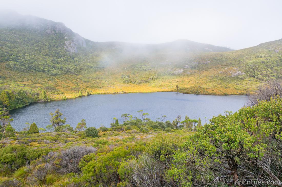 Cradle Mountain: захватывающие виды Marions Lookout и поиски вомбатов